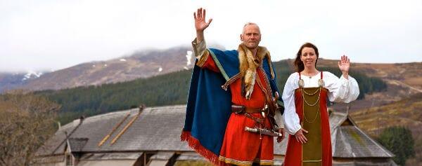 Lofotr Viking Museum in Borg Norway